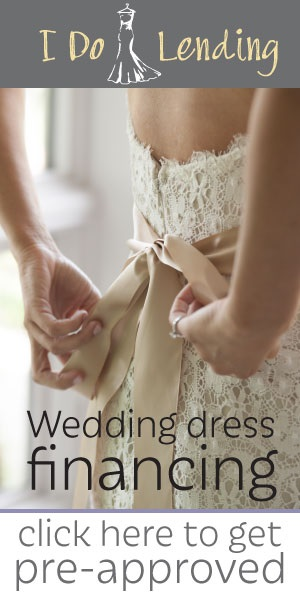 wedding gown financing